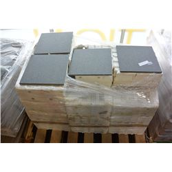 25 BOXES MODERN NON SLIP 12 INCH BY 12 INCH FLOOR AND PATIO TILES 10 PCS PER BOX