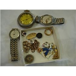 MENS FAKE ROLEX AND OTHER WATCHES