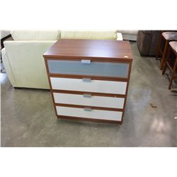 4 DRAWER MODERN CHEST