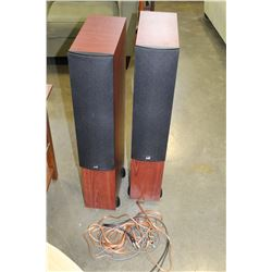PAIR OF PSB FLOOR SPEAKERS