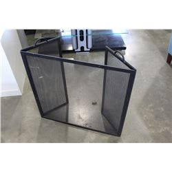 IRON FIRE SCREEN