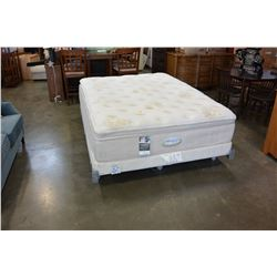 QUEENSIZE MATTRESS BOX AND ROLLERFRAME