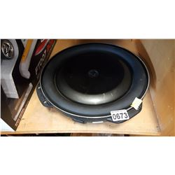 J1 AUDIO 13TW5 SUB WOOFER