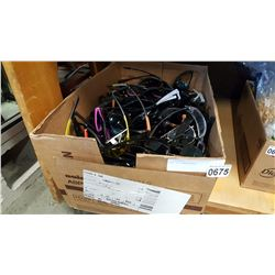 BOX OF SUNGLASSES
