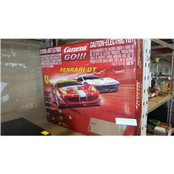 CARRERA GO FERRARI GT SLOT CAR SET