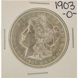 1903-O $1 Morgan Silver Dollar Coin