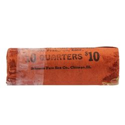 Roll of (40) 1951-S Brilliant Uncirculated Washington Quarters