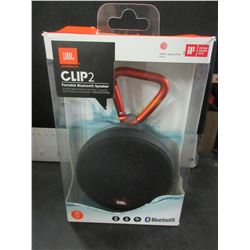 New JBL Clip 2 Portable Bluetooth Speaker / 80.00 store price
