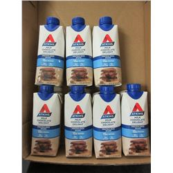 7 New Atkins Protien-Rich Shake / Milk Chocolate Delight / Exp - Feb 2019
