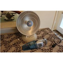 Hoover Wet/Dry Hand Vacuum, Presto Parabolic Electric Heater