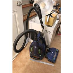 Dirt Devil Motorized Revolving Brush Vacuum w/Attachments