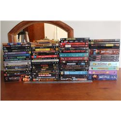 Lot of Misc DVDs