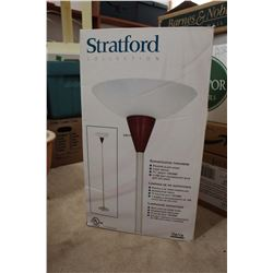 NIB Stratford Collection Standing Lamp