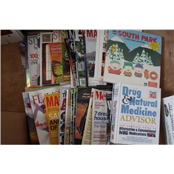 Lot of Misc Books and Magazines