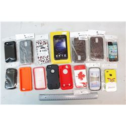 Lot of Phone Cases