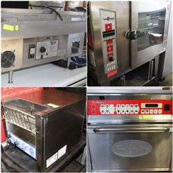 FEATURED ITEMS: CONVECTION OVENS & TOASTERS