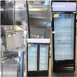 FEATURED ITEMS: FRIDGES, COOLERS & FREEZERS