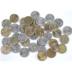 40x USA SBA Etc Dollar Coins