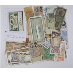 Estate Lot World Notes
