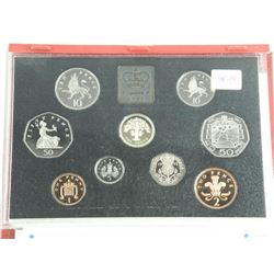1992 UK Proof Coin Set - Pre 46