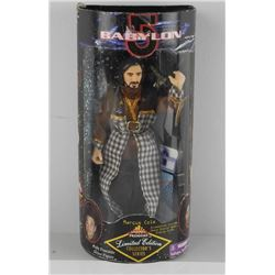 Babylon LE Collector Figure 'Marcus Cole'