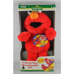 'TYCO' 'NEW' Tickle Me Elmo Doll - Original Box