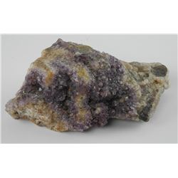 Estate Genuine Amethyst Rock in the Rough (1223 grams)