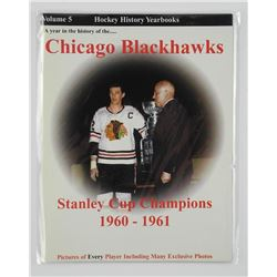 Chicago - Hockey History Yearbook (1960-1961)