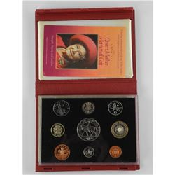 2002 Royal Mint Proof Coin Set