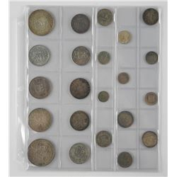 Estate - Lot 22 World Coins 'Silver'