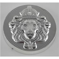 Estate - .9999 Fine Silver 2 Troy Ounce Stacker - Round