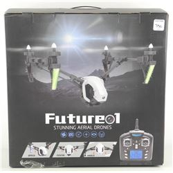 Full HD Aerial Drone - 5.8FPV 720P HD Camera WIFI. Removable Battery 'NEW'