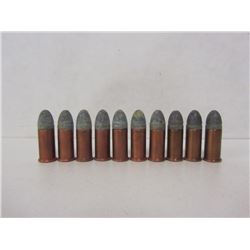 38 SHORT RIMFIRE REMINGTON UNION METALIC 10RNDS