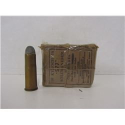 .577 SOLID SNYDER KYNOCH AMMO 10 ROUNDS