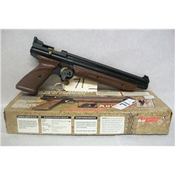 CROSMAN AIR PISTOL .22 CAL