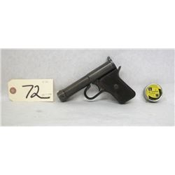 RARE GERMAN TELL II 177 PISTOL