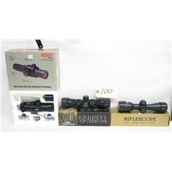 BOX LOT SCOPES