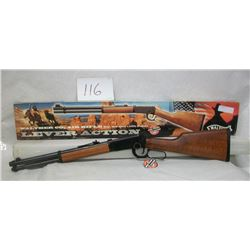 WALTHER LEVER ACTION CO2 AIR RIFLE