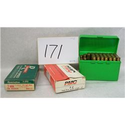 7MM REM MAG AMMUNITION LOT