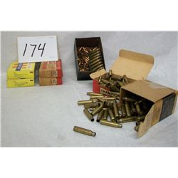 RELOADING LOT 7.62X51 NATO, 250 SAV AND 284 WIN