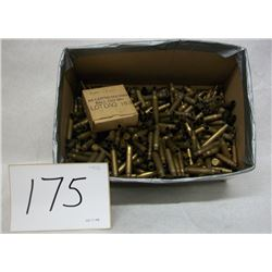 LOT OF EMPTY CASES RELOADING