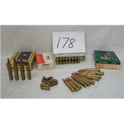 ASSORTED AMMUNITION LOT