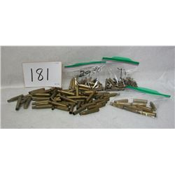 RELOADING LOT MIXED CASES