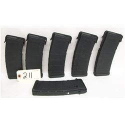 BOX LOT PMAGS