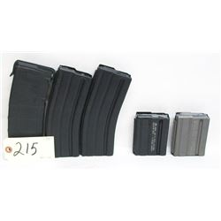 BOX LOT AR MAGS