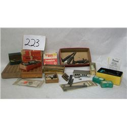 ASSORTED PARTS AND AMMO
