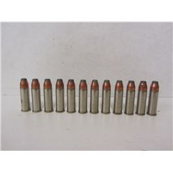 12 ROUNDS OF 44 REM MAG