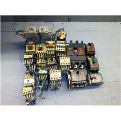 MISCELLANEOUS ELECTRICAL PARTS - SEE PICS FOR DETAILS!!!
