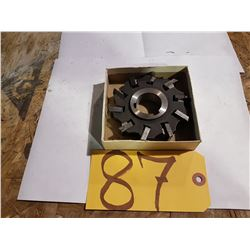 """Stagered Indexable Milling Cutter 4"""""""