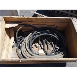 Box of Hydraulic Hoses